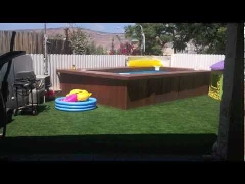 50 best images about pool on pinterest wood decks swimming and ground pools. Black Bedroom Furniture Sets. Home Design Ideas