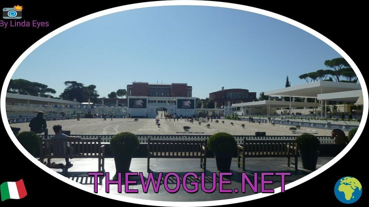 THEWOGUE.NET. SPORT'S & LUXURY LONGINES GLOBAL TOUR CHAMPIONS 2017 ROMA