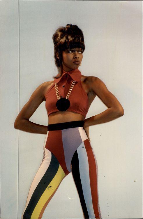 Pam Hogg // London Fashion Week // 1990