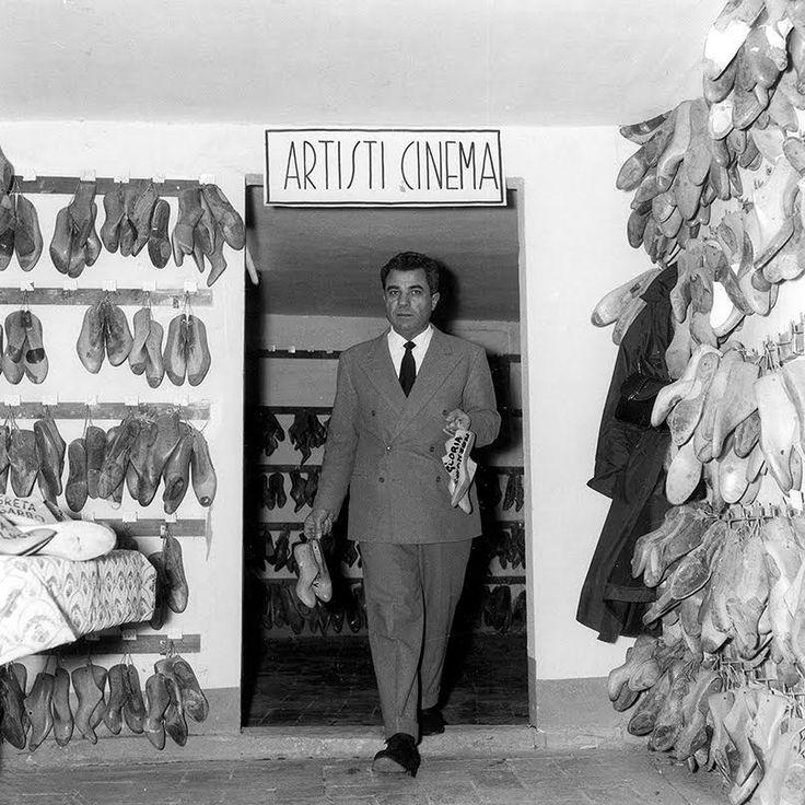 A Santa Barbara egli aprì un negozio di riparazione di scarpe e di produzione di scarpe su misura e di lusso. Nel frattempo, la sera, frequentava delle lezioni universitarie sull'anatomia del piede. La prima opportunità datagli dall'American Fim Company, fu quella di realizzare degli stivali da cowboy. Da quel momento la sua notorietà crebbe a dismisura tra le star di Hollywood.