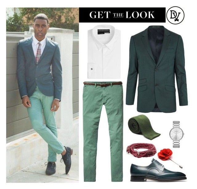 Lean on by dappervigilante on Polyvore featuring Marc by Marc Jacobs, River Island, Scotch & Soda, The Kooples and Bally