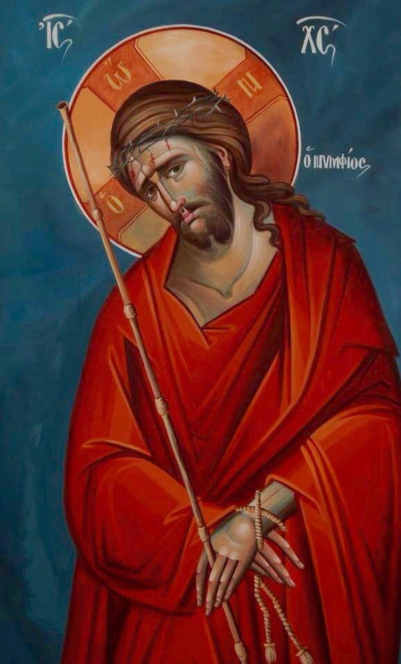 IC.XC__ο Νυμφίος της Εκκλησίας, _ΠΑΣΧΑ