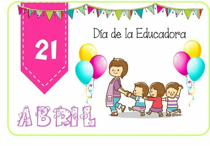 Día de la educadora