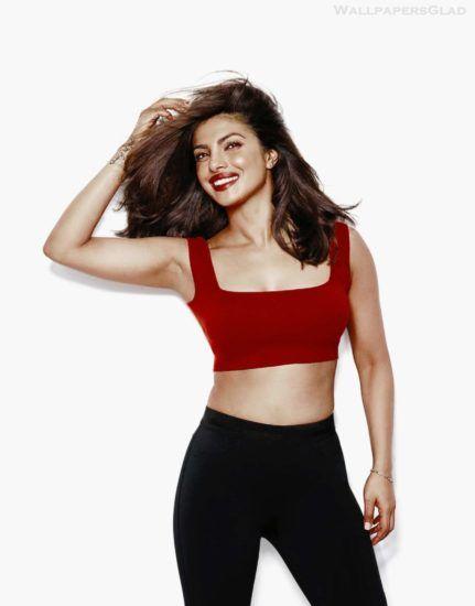 Priyanka Chopra Women's Health 2016 November HD Image 1