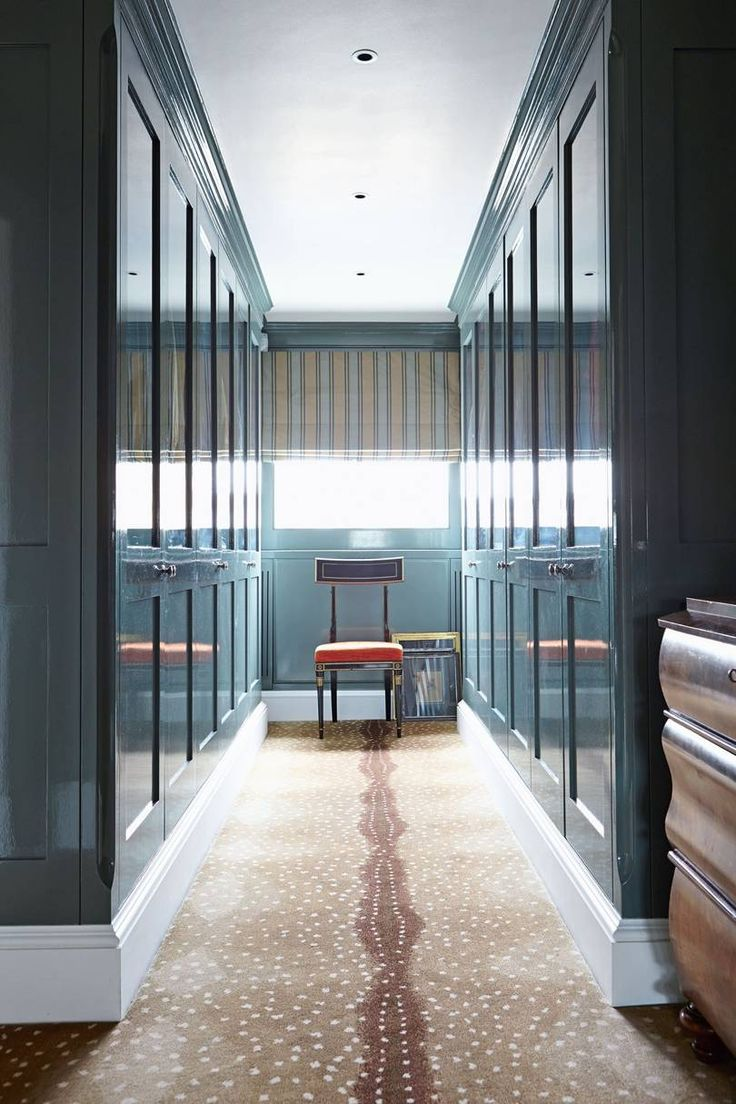 A London flat by Adam Bray full of rich colour and texture