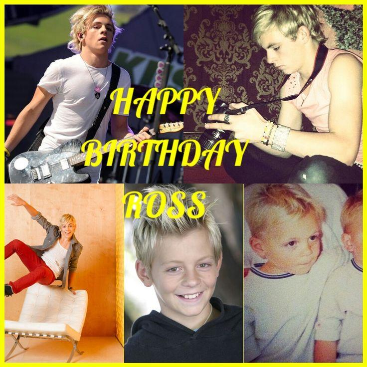 Happy 19 th birthday ross