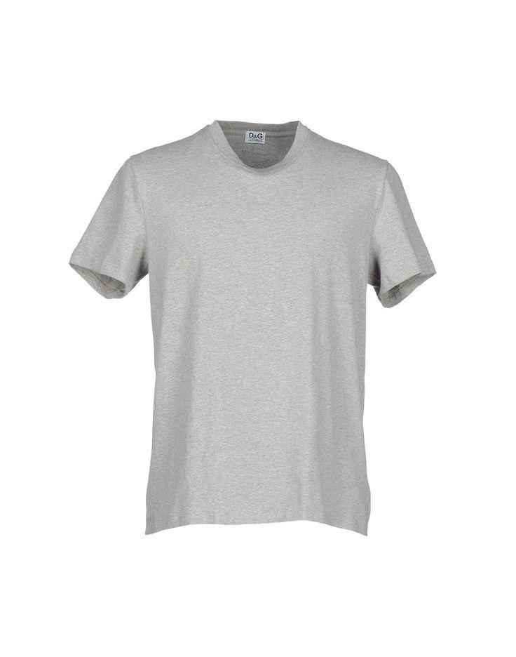 D&G Underwear Футболка Для Женщин - Футболки D&G Underwear на YOOX - 48168395NU
