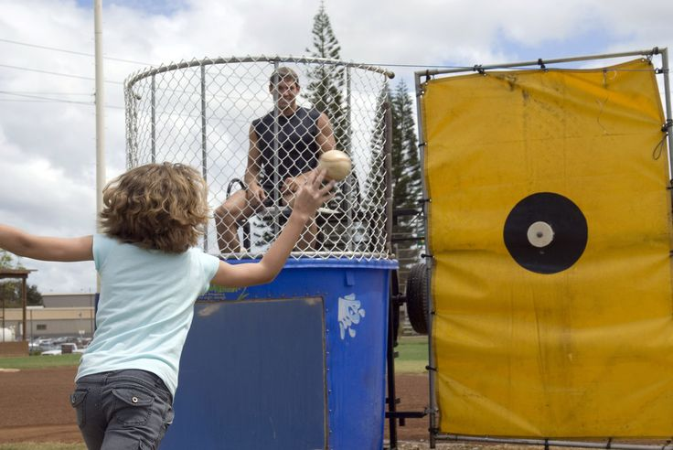 Dunk Tanks... Check out the whole list! Click through... :-)