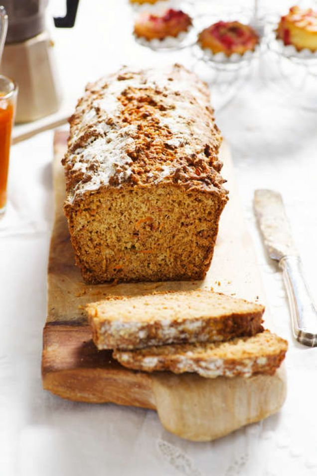 Snabbt, gott och smakrikt bröd. Blanda gärna ner nötter, torkad frukt eller sommarbär i brödet.