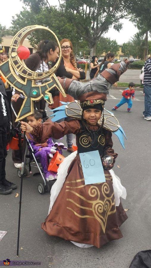 Rita Repulsa - Halloween Costume Contest via @costume_works
