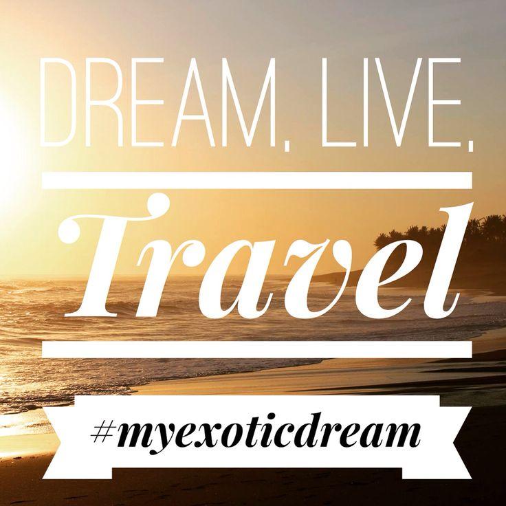 #myexoticdreamquotes#myexoticdreamblog#livetotravel#amazing#paradise