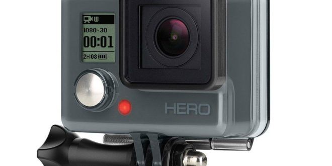 Grab the GoPro Hero Action Camera For Just $63.08 With Coupon