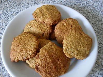 biscotti dietetici con farina integrale e segale