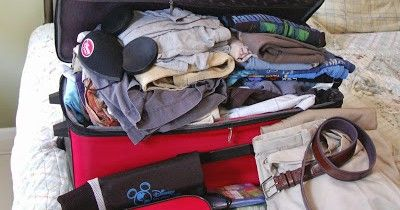 Packing Tips: Avoiding Over-Packing on Your Disney Trip