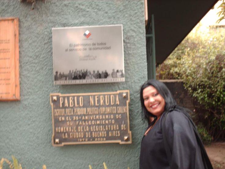 La Sebastiana (Casa de Pablo Neruda) Chile