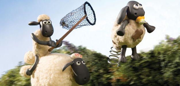 Confira os indicados ao Oscar 2016 como melhor animação - Shaun, o Carneiro (Shaun the Sheep Movie)