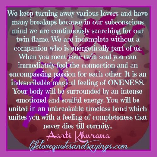Love Each Other When Two Souls: 25+ Best Twin Flame Quotes On Pinterest