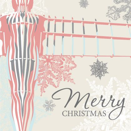 21 best north east christmas cards 2014 images on pinterest angel of the north northeast christmas greetings card available m4hsunfo