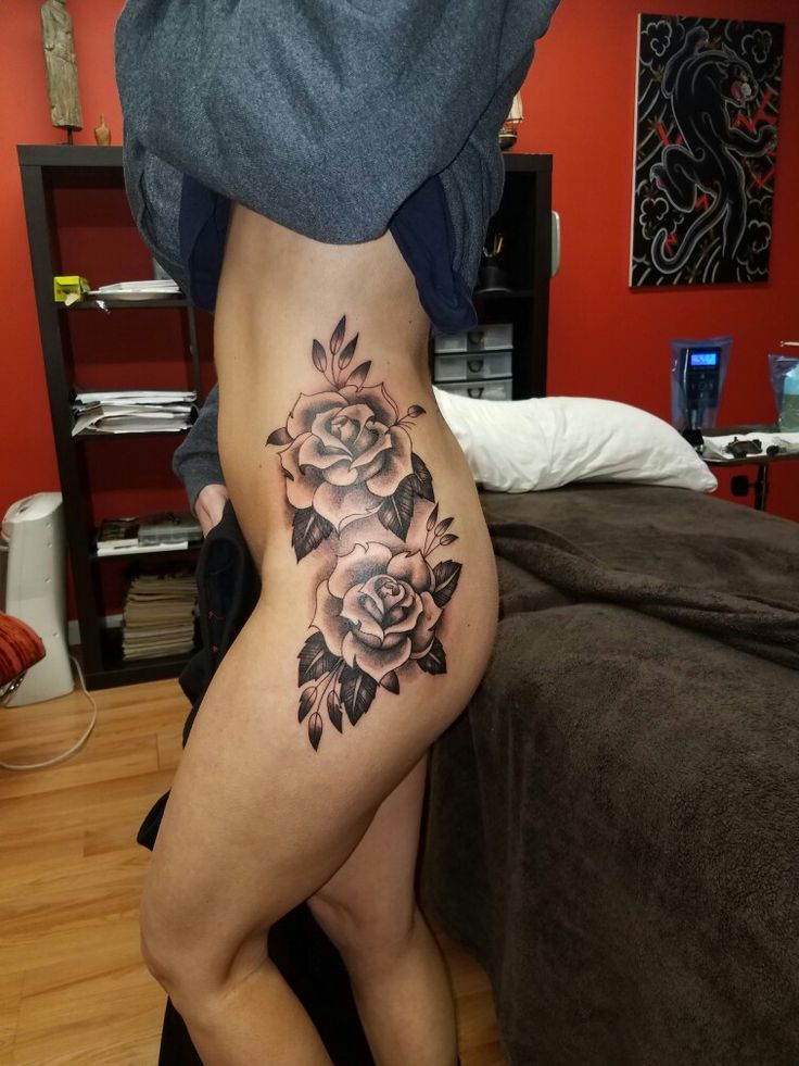 The 25+ best Hip tattoos ideas on Pinterest | Hip thigh