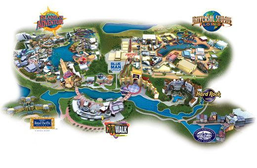 Universal Orlando ticket discounts, theme park crowd tips, park opening hours and apps with ride wait times for Universal Studios & Islands of Adventure