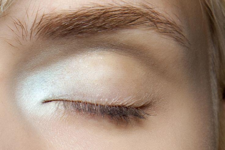 Makeup at Preen Spring 2011