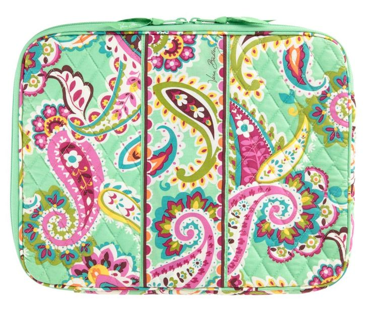 Vera Bradley Laptop Shoulder Bag 26