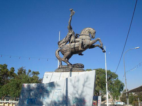 Chuquicamata, de a poco sepultaron mi pueblo - un álbum en Flickr de Cesar Morales (Chatohumilde)