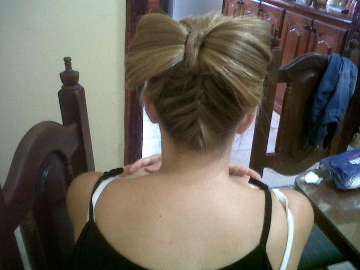 ... recogidos con hair trenzas cocidas peinados recogidos with braids