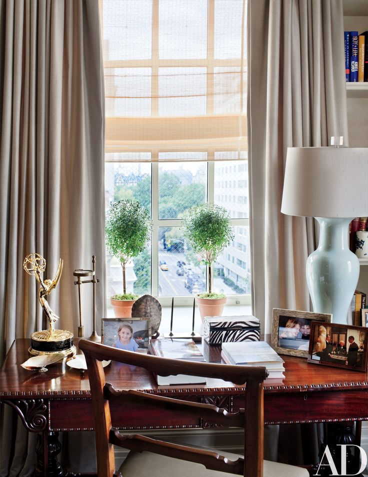 Ali Wentworth and George Stephanopoulos's New York Apartment Photos | Architectural Digest