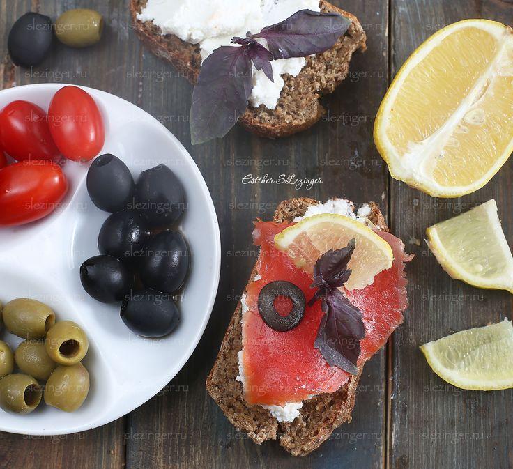 Диетический ржаной хлеб с тмином | Рецепты правильного питания - Эстер Слезингер