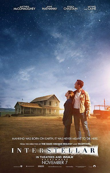 Altruistic Astronauts Seek Alternate for Earth in Post-Apocalyptic Adventure   http://ircnewsonline.com/2014/11/09/altruistic-astronauts-seek-alternate-for-earth-in-post-apocalyptic-adventure/  Interstellar Film Review by Kam Williams  Altruistic Astronauts Seek Alternate for Earth in Post-Apocalyptic Adventure   Christopher Nolan is one of my favorite directors, and four of his pictures have made my annual Top Ten List, including Memento, The Dark Knight, Batman Begins and I