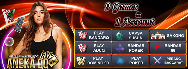 AnekaQQ Agen Poker Online | Situs BandarQ | Agen BandarQ