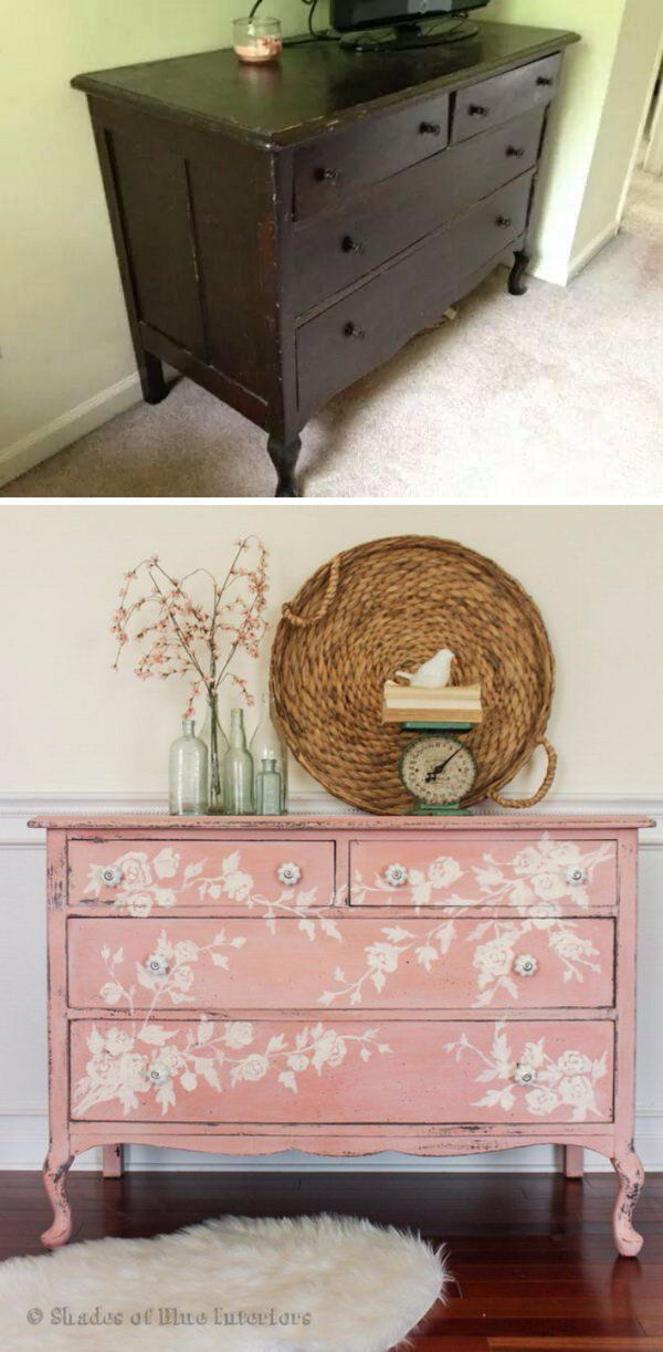 Fantistic DIY Shabby Chic Furniture Ideas u0026