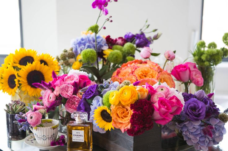 15 Gorgeous Flower Hacks That Will Blow Your Mind   - Cosmopolitan.com