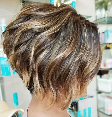28 Short Inverted Bob Hairstyles