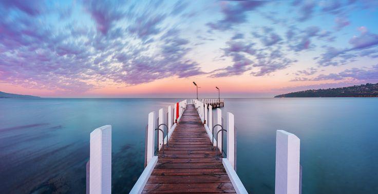 Safety Beach Boat Ramp in Victoria, Australia