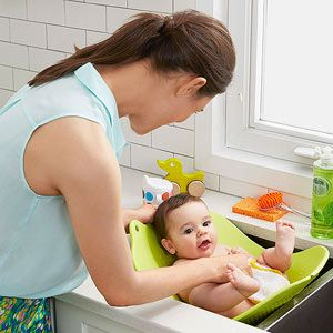 Get ready to splish splash! These are the hottest baby tubs.