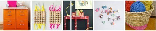 Create Some Color: 30 DIY Projects for Labor Day Weekend
