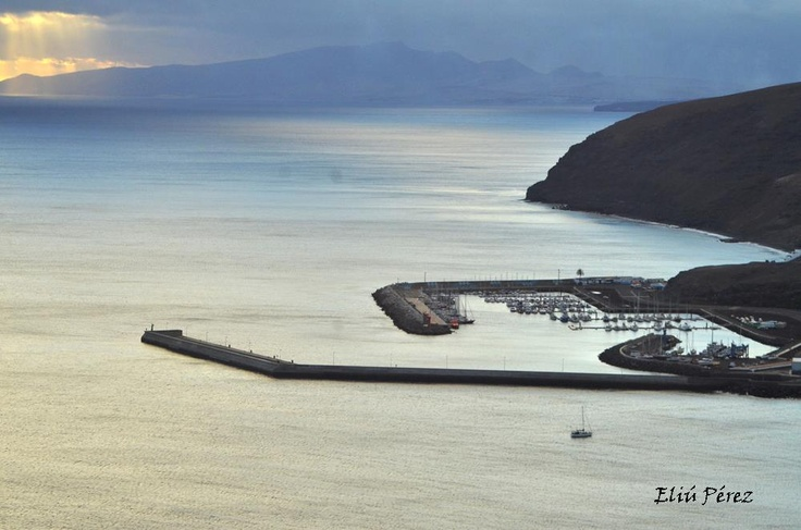 Puerto de Gran Tarajal
