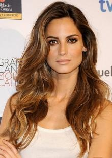 caramel brown color... To try, or not to try.