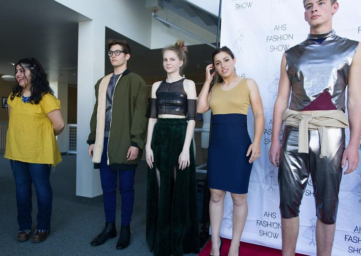 Agoura High School pulled out all the stops on their 10th Annual Fashion Show. Under the tireless direction and love from