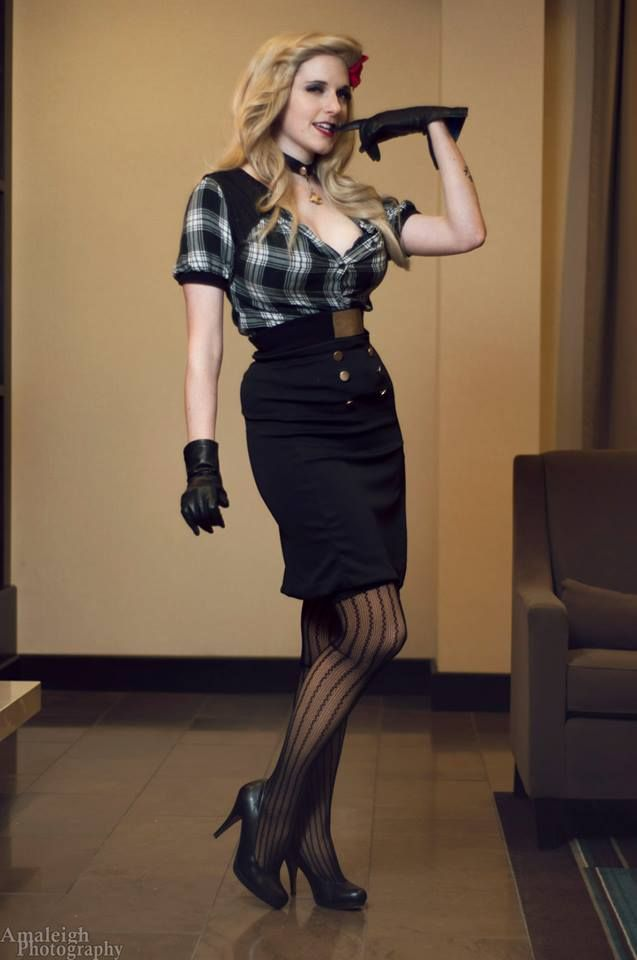 72 best images about Cosplay - Black Canary on Pinterest ...