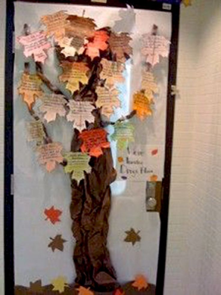 Autumn Classroom Decoration Ideas ~ Best fall classroom door ideas on pinterest