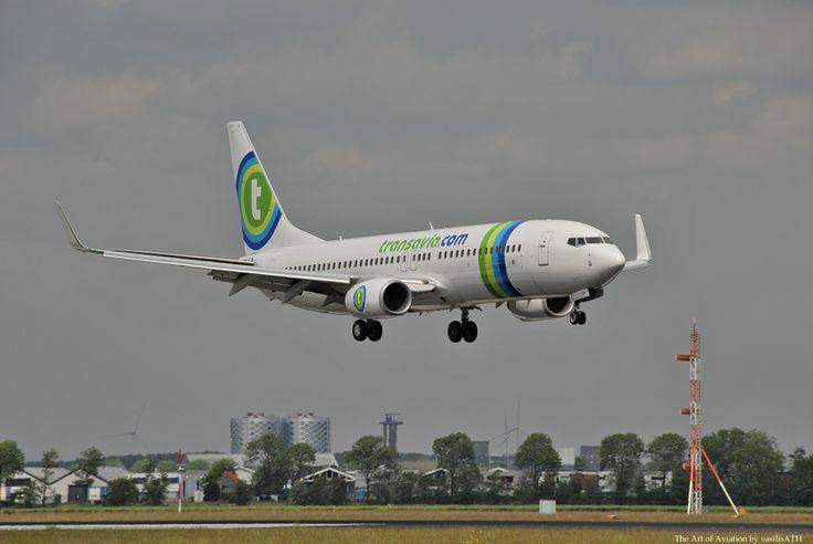 Transavia Boeing 737800 cn 37160 / ln 2880 PHHSW First