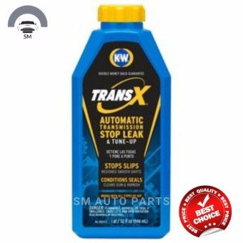 Special Price KW TransX- Automatic Transmission STOP LEAK & TUNE-UP (444ml)Order in good conditions KW TransX- Automatic Transmission STOP LEAK & TUNE-UP (444ml) ADD TO CART KW910OTAAGM9SYANMY-34455106 Motors Automotive Auto Oils & Fluids KW KW TransX- Automatic Transmission STOP LEAK & TUNE-UP (444ml)