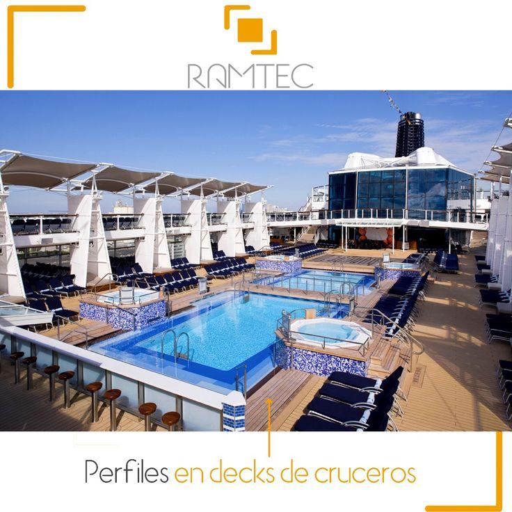 """Futuro Ramtec. Buscamos la mejor tecnología para proyectos futuristas en cruceros. Creamos perfiles para todas las necesidades Perfiles + Molduras + Fachadas + Plafones + Puertas + Elementos arquitectónicos + ... = Ramtec perfiles de plástico.  Asesoría en plásticos. """"Si no lo tenemos lo hacemos"""" #perfiles #molduras #plástico #Polietileno #FuturoRamtec #crucero #Cruise  www.ramtec.com.mx"""