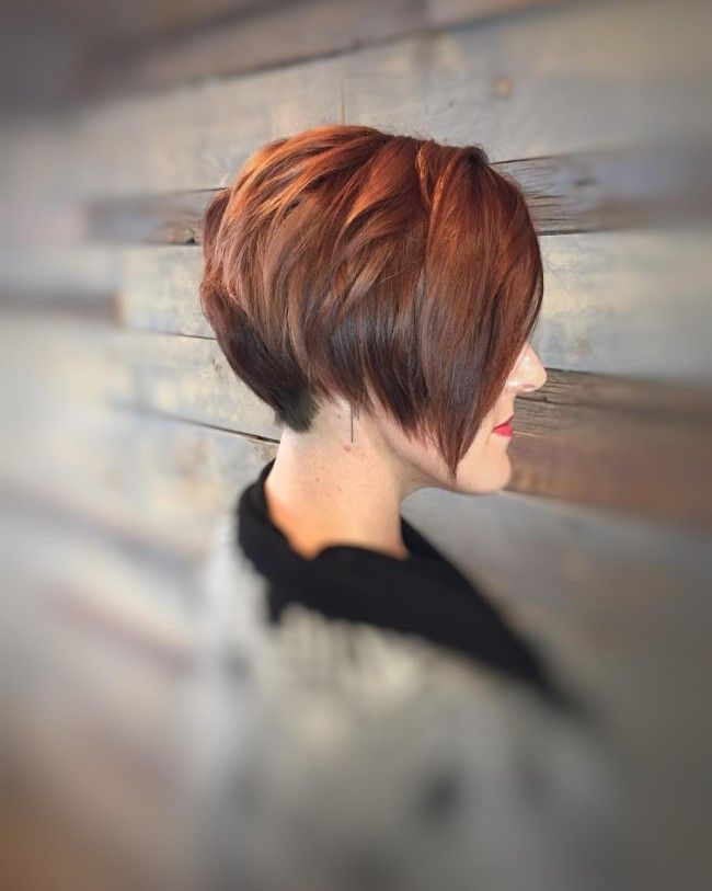 Cute Feminine Pixie Cut Hair Cut Pinterest Feminine
