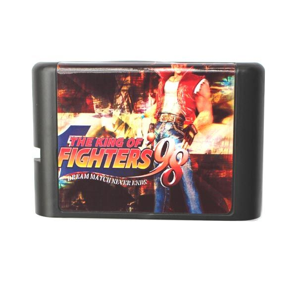 >> Click to Buy << The King Of Fighters 98 16 Bit Mega Drive Game Card For Sega Genesis NTSC System #Affiliate