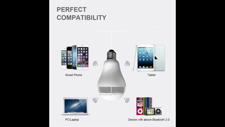 smart light bulbs review Bluetooth ,smart light bulbs review LiSmart LED...