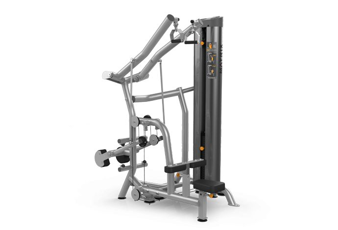 Diverging Lat Pulldown VY-6235IC